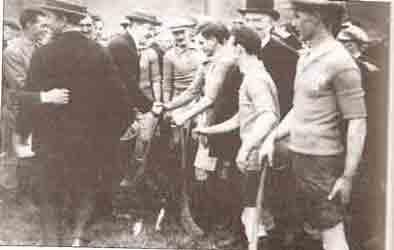 The Gaelic Athletic Association in Dublin 1884-2000